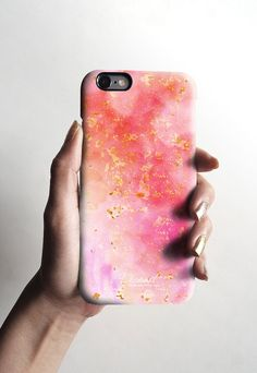 iPhone 6 case, matte iPhone 5s case, iPhone 5C case, iPhone 4s case with pink abstract pattern, Christmas gift 614