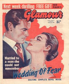 Glamour, October 1956.