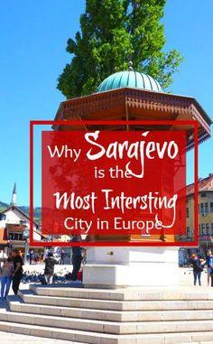 Sarajevo Pin