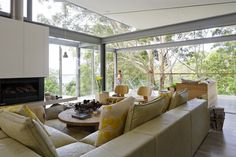 Holiday House in Australia. Nice fireplace