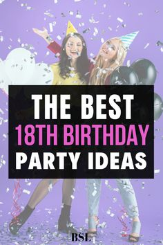 obsessed with these 18th birthday ideas!! my friend's birthday is coming up and we wanted to do something really fun for it. this post helped so much with coming up with ideas for it! Outdoor Graduation Parties, High School Graduation Gifts, Graduation Party Themes, Grad Parties, 18 Birthday Party Decorations, Graduation Party Centerpieces, 18th Birthday Party, Birthday Ideas, Party Ideas