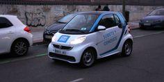 Lo interesante de esta iniciativa es que se trata de casi 400 vehículos y, sobre todo que todos ellos son vehículos eléctricos. Se trata deCAR2GO.