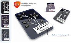 Crocin Packaging on Behance