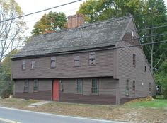 The Boardman House (circa 1687), also known as the Scotch-Boardman House or the Bennett-Boardman House, is a historic house located in Saugus, Massachusetts. It is a National Historic Landmark. It is owned by Historic New England and open to the public the first Saturday of the month, June to October.