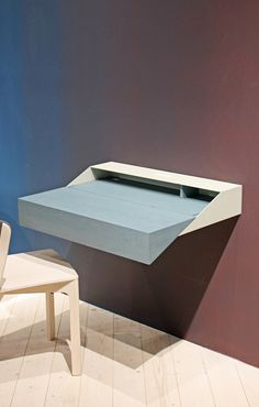 """Deskbox"" by Yael Mer and Shay Alkalay for Arco"