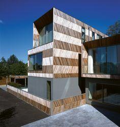 Gallery of Herringbone Houses / Alison Brooks Architects - 4