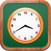 MathTappers: ClockMaster - a math game to help children learn to read clocks (Gr 1-2)