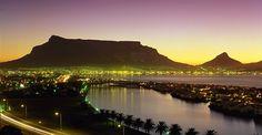 Table Mountain, Kapstaden