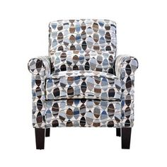 Gentil Elliot Leopard Print Cherry Arm Chair By Carolina Accents | Upholstery,  Cherries And Chairs