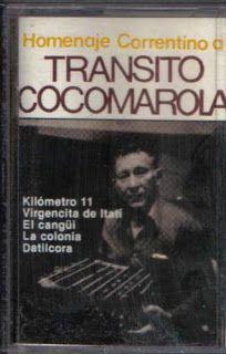 Mario del Tránsito Cocomarola - ErMusicTV® Canal de Música / Noticias / Discos de Entre Ríos® / ERD Music®