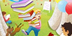 Claire's Day is NW Ohio's largest book fair, featuring children's book authors from across the country.