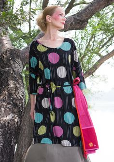 """""""Hinode"""" dress in modal – Spring 2015 – GUDRUN SJÖDÉN – Webshop, mail order and boutiques 