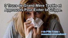 C'est désormais officiel, l'épidémie de grippe annuelle a fait son apparition. Pas question pour autant de se résigner et de vous laisser passer une semaine au fond de votre lit avec plus de 39 de fièvre. Heureusement, j'ai pour vous 3 astuces qui ont fait leurs preuves pour vous protéger efficacement de ce vilain virus.  Découvrez l'astuce ici : http://www.comment-economiser.fr/grippe-epidemie.html?utm_content=bufferb8f36&utm_medium=social&utm_source=pinterest.com&utm_campaign=buffer