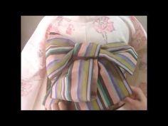 浴衣の帯の結び方!簡単な結び方や様々なアレンジのご紹介!