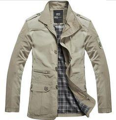 YP1031M Baratos por atacado 2016 new Outono Inverno moda casaco quente ocasional dos homens venda Quente do sexo masculino bisic Poeira coats em Trincheira de Dos homens de Roupas & Acessórios no AliExpress.com   Alibaba Group