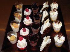 dessert canapes - Google Search