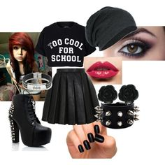 """""""Untitled #48"""" by xxyounghopexx on Polyvore"""