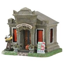 Lemax® Spooky Town Lighted First Time Buyers House