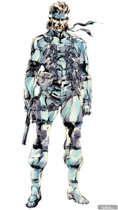 The Classic: metal gear 新川洋司 Yoji Shinkawa