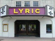Lyric Theater...Blacksburg, VA