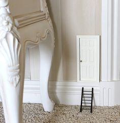 A very tiny front door designed to let the Tooth Fairy visit your home with charm and ease. $32.36