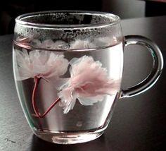 #Inspiratie #Decoratie #Bloementhee #Sakura #Tea #MazzWoonaccesoires