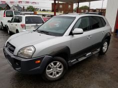 Just Listed >>> 2007 HYUNDAI TUCSON ONLY $5,995. We are selling this 2007 Hyundai Tucson, it's in great condition, drives perfectly and comes with power windows and locks! this has low kilometers for 2007! comes certified Safety and E-tested! Come and take it for a test drive today or give us a call if you have any questions about the vehicle! Click on link for more photos. http://www.hamiltonalignmentandbrakes.com/listing/9/2007/hyundai/tucson.html #2007HyundaiTucson #HyundaiTucson #Hyundai…