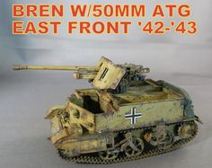 Bren w/50mm ATG East Front 42-43 (August 6, 2014)