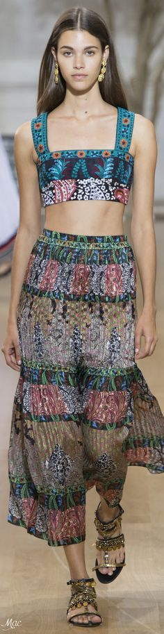 Spring 2017 Ready-to-Wear Oscar de la Renta