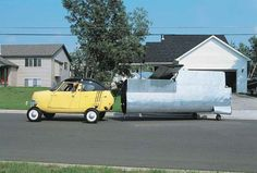 The Original Flying Car is now For Sale. Pinterest, meet AEROCAR. ($975,000)