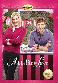 DVD   $12.89 Appetite for Love-executive is sent to a small town to re-brand a restaurant as part of a strategic acquisition, but the iconic diner happens to be in her home town where she hasn't been in years and the owner is her high school sweetheart.