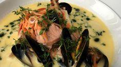 Rask fiskesuppe