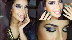 ARABIC INSPIRED Holiday Make Up + OUTTAKES