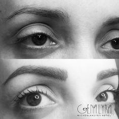 I love brows!! #microblading #micropigmentation #micropigmentacaofioafio #sobrancelhas #sobrancelhasperfeitas #makeupsemipermanente Brows, Thats Not My, My Love, Perfect Eyebrows, Eyebrows, Eye Brows, Brow