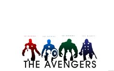 Image result for avengers silhouette