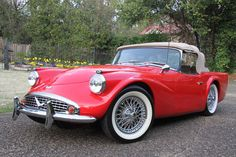 1960 Other Makes SP 250 Convertible British Sports Cars, Classic Sports Cars, Classic Cars, Modern Classic, Jaguar, Vintage Cars, Antique Cars, Retro Cars, Automobile