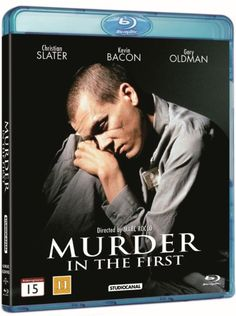 Murder in the First (Blu-ray) 9,95€