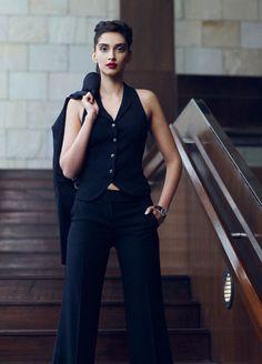 Power suit. #Sonam #Bollywood