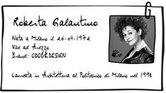 Roberta Galantino fondatrice Coco'&Design - www.momeme.it