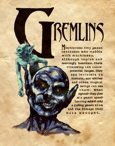 """Gremlins"" - Charmed - Book of Shadows"