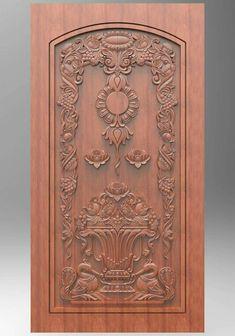 Home Door Design, Wooden Door Design, Main Door Design, Front Door Design, Wooden Doors, Colonial, Wood Room Divider, Dream Shower, Wood Carving Designs