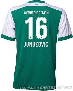 Werder Bremen Nike 15/16 Heimtrikot   Todo Sobre Camisetas