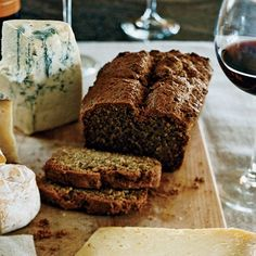 """Even though this bread is dense, hearty and complex-tasting, it requires no yeast and therefore no rising time. Cathal Armstrong says he likes it best """"fresh from the oven and with lots of Kerrygold butter."""" More Bread and Biscuit Recipes"""