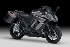 The 2014 Kawasaki Z1000SX tourer version delivers the power to move you and your passenger The essence of the Z1000SX has now been further refined with a major upgrade programme adding a new stylish, colour-coded pannier system plus inner nylon bags