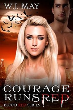 Today's Free Kindle eBook: Courage Runs Red: Paranormal Romance (Blood Red Series Book if courage was your only option? When Kallie lands a college Romance Paranormal, Family Loyalty, Fantasy Series, Free Kindle Books, Book Authors, Book 1, Blood, Interview, Running