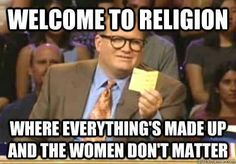 Welcome to religion