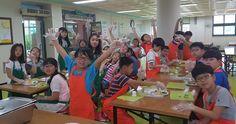 목포청호초등학교 쌀중심 영양교육