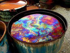 oil ... slick :)