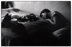 Photo © Elliott Erwitt/Magnum Photos USA. New York City. 1953.