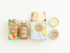 Ladies Gift Set Hair Serum Owl Soap and Lip by seventhtreesoaps, $37.00
